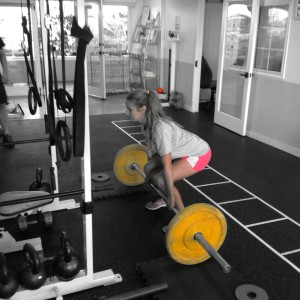 Arete Strength Training for Soccer